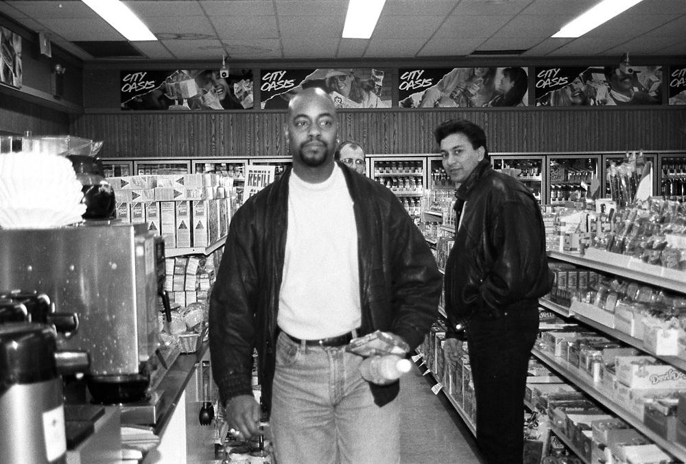 Ernie, Raj & Mike