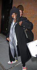 DEC 17 2014  Whoopi Goldberg host of the View in New York