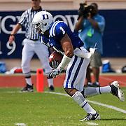 Duke vs Navy Sept.13th 2008<br /> Durham NC ,Wallace Wade Stadium<br /> Duke wins 41-31