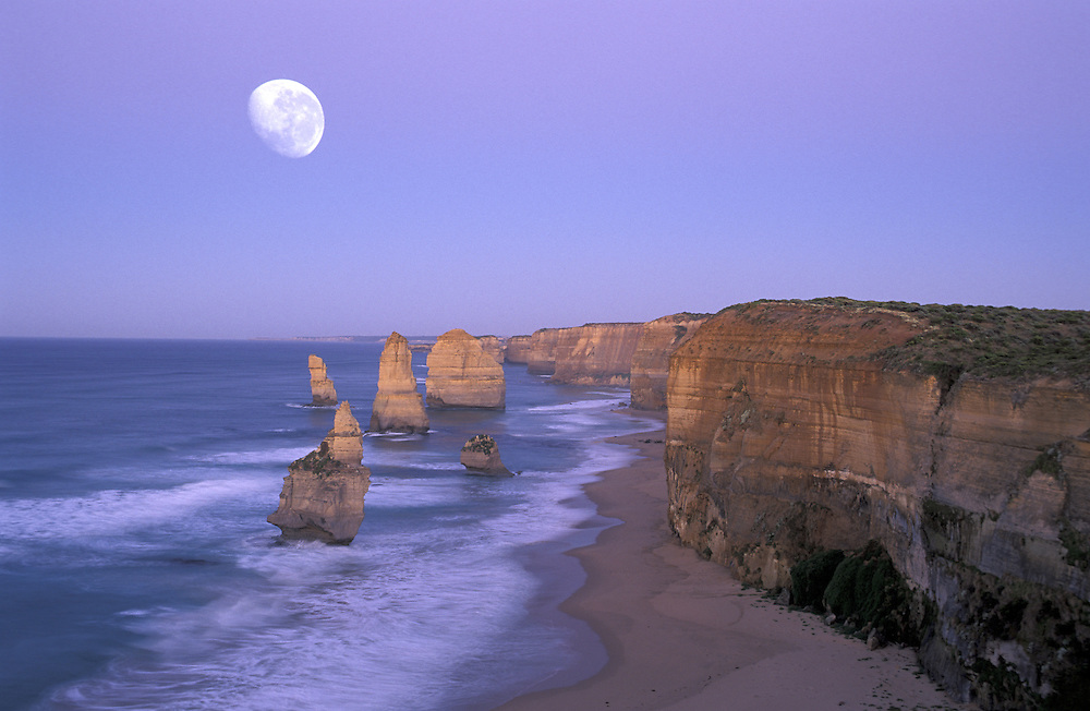 The Twelve Apostles.Port Campbell National Park.Great Ocean Road.Victoria.Australia