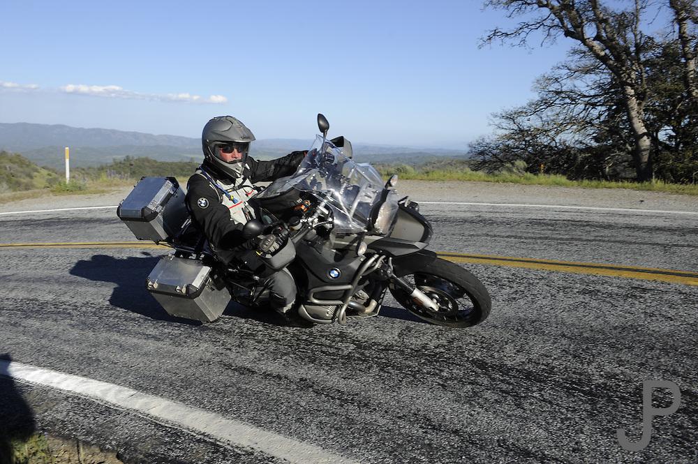 Bill Dragoo On Bmw R1200 Gs Adventure James Pratt