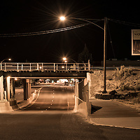 American Nightscape / Bend Oregon