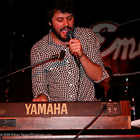 Passion Pit performing at Emo's during SXSW 2009 - Day Two on March 19, 2009..