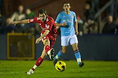 110119 Man City Res v Liverpool Res