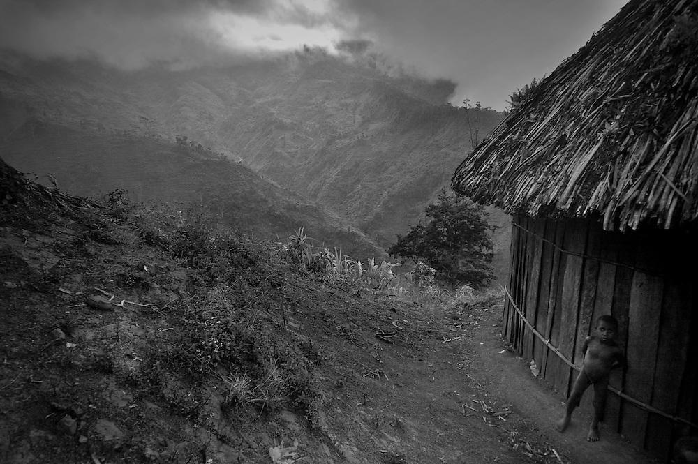 Kosarek Kids, West Papua, Indonesia