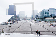 La Defense, Paris, Ile De France, France