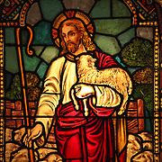 Glassmalerier - Stained Glass Windows - Oscar II's gift to Nidarosdomen