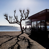 Bar Boia in Cadaques was a popular meeting place for celebrities and artists including Salvador Dali.