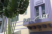 Shelley Hotel, 844 Collins Avenue, Miami Beach, FL 33139..Florida 2009..Foto © Stefan Falke.