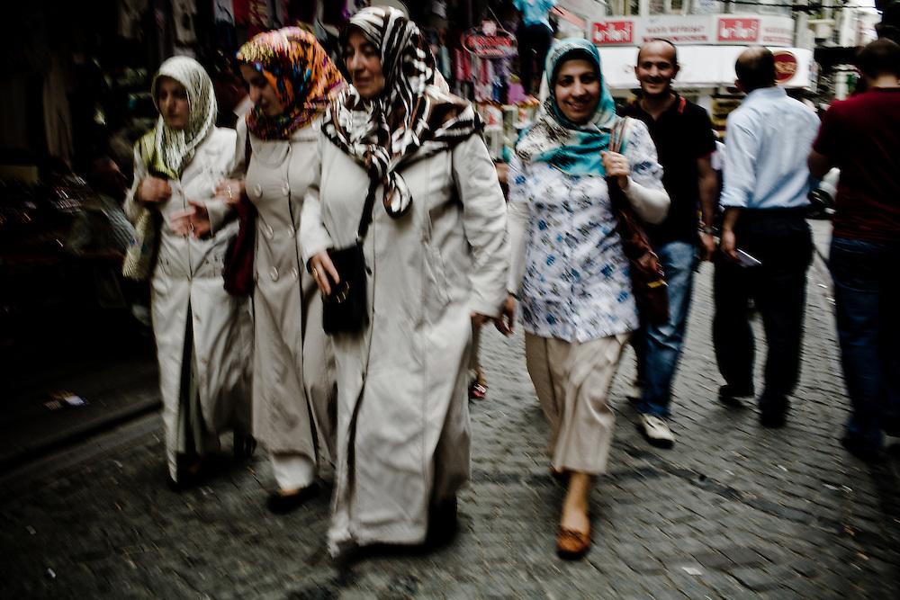 turkey istanbul women travellers