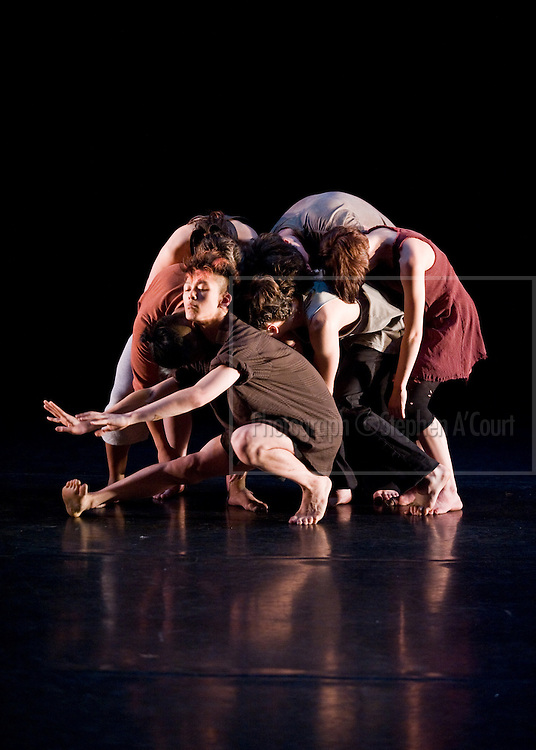 Coverage of the Graduation Season 2011 performances by the New Zealand School of Dance. SUM, choreography by Ross McCormack & dancers. Staged by Sarah Foster-Sproull.