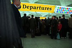 DEC 23 1999 Stansted Airport