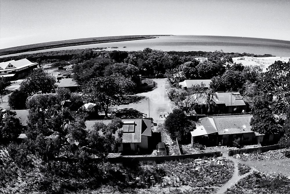 The Mallingbarr (Kennedy Hill) community sits in one of the most pristine real estate in the town of Broome. The Community is slowly being dismantled. What the future holds for it's future residents is unknown. Broome, Western Australia.