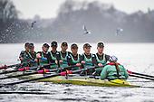 20151210 Varsity Women's Boat Race Trial, London. UK.