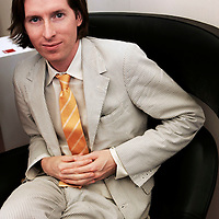 Photocall del film 'The Darjeeling limited'.nella foto Wes Anderson