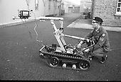1975 - Army Bomb Disposal Robot      (J97).
