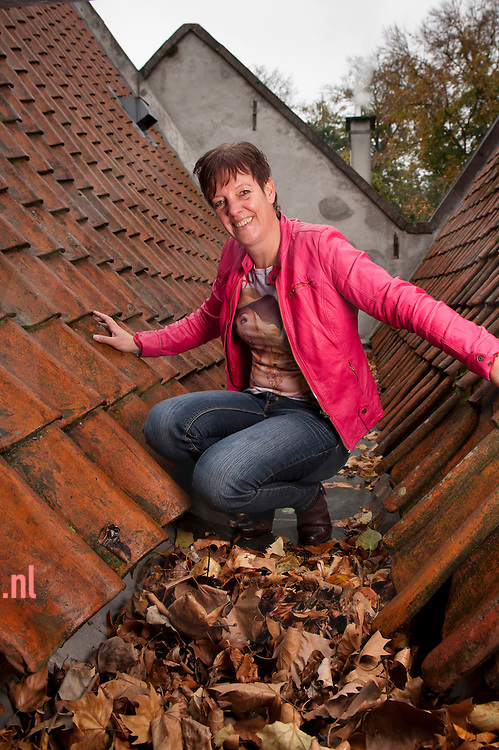 nederland, zwolle, 29okt2012 Aletta Makken