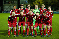 131121 Wales U16 v Northern Ireland U16