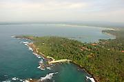 Mirissa Bay. South Coast.