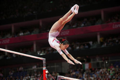 London 2012: Mustafina Wins Gold In Uneven Bars, As 'Drained ...