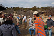 The 55th Annual Sweetwater Rattlesnake Round-Up in Sweetwater, Texas on Friday, March 8, 2013.