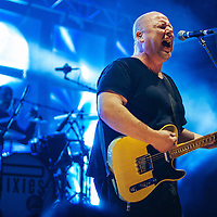 The Pixies performing at South Side Ballroom<br />