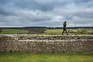 History - The Hadrian's Wall