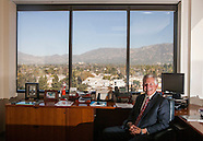 William Caswell, Board Chair of the Los Angeles Area Chamber of Commerce.