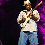 Buddy Guy at ACL Live at the Moody Theater, Austin, Texas, August 31, 2013.