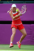 Tennis, Womens - Singles - Wickmayer (BEL) vs Wozniacki (DEN) [Second Round]