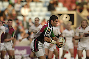 Twickenham, Surrey, ENGLAND, 29.04.2006, Henry Paul,i,during the  Round 12 Super League match, Quins RL vs Huddersfield, at The Stoop,  © Peter Spurrier/Intersport-images.com, Rugby League..