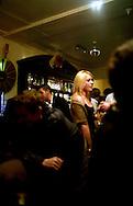 In a Clerkenwell pub, London, 2005