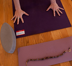 Yoga Poses by Yoga Teachers at the Anusara Teacher Training