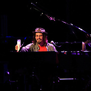 Jason Webley performs on November 11th, 2011 at the Moore Theatre