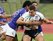 Friday 22 June Scotland v Samoa