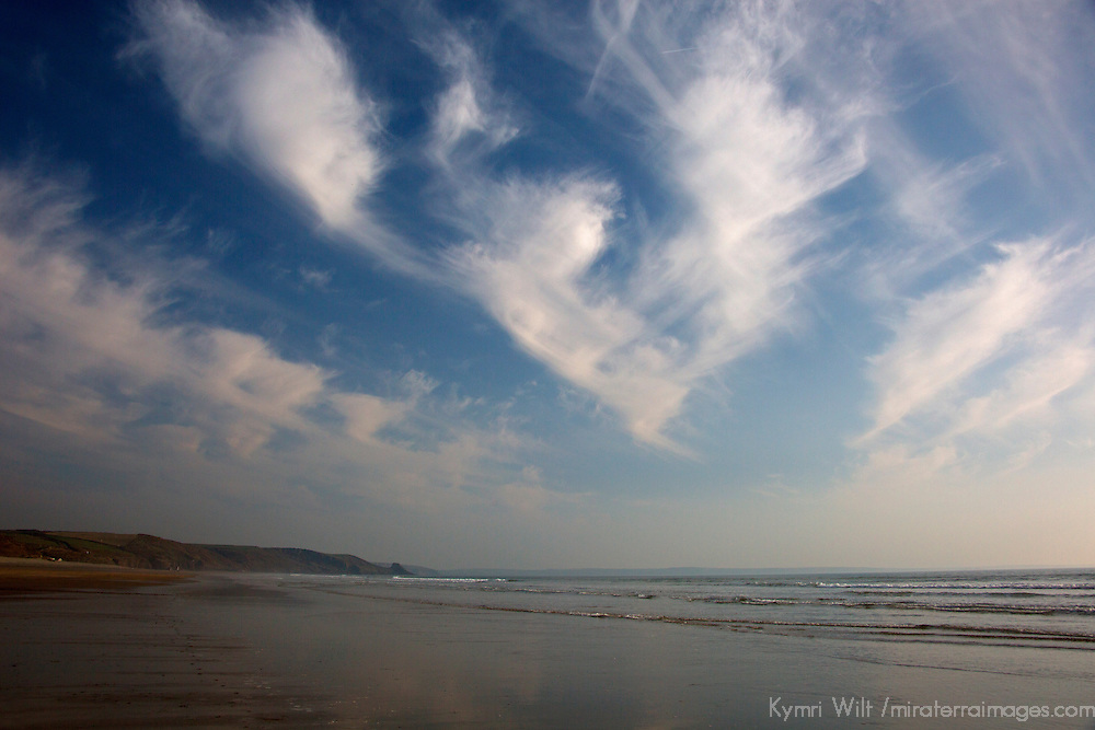 Europe, United Kingdom, Wales, Newgale.