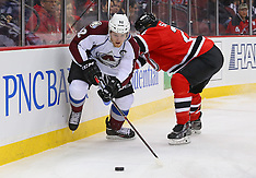 February 3, 2014: Colorado Avalanche at New Jersey Devils