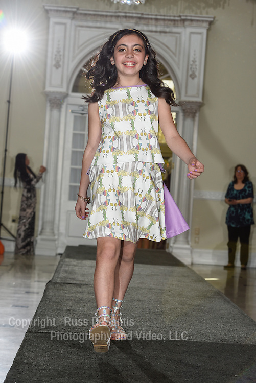 KSOF|Karen's School of Fashion held  their annual fashion show at Addison Park in Aberdeen, NJ, on Sunday, May 3, 2015. / ©Russ DeSantis Photography and Video, LLC