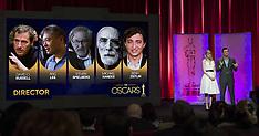 JAN 10 2013 85th Academy Awards Nominees