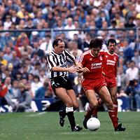 Newcastle United v Liverpool 20.9.1987