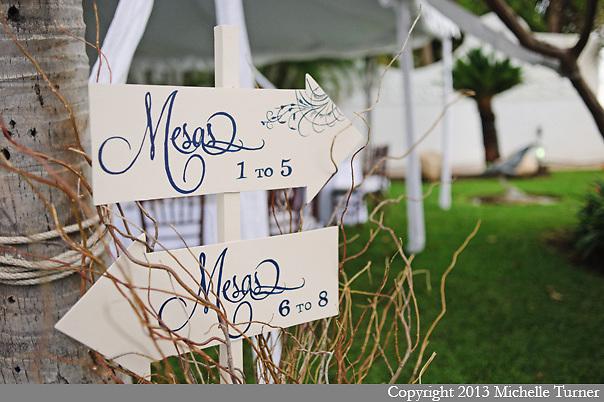 Garza Blanca Wedding Casa Garza Blanca Wedding