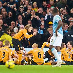 091128 Man City v Hull City