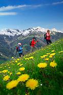 Trekking the Almenweg in Salzburgerland, Austria