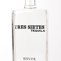 Tres Sietes Tequila Silver -- Image originally appeared in the Tequila Matchmaker: http://tequilamatchmaker.com