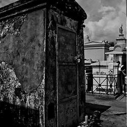 Marie Laveau's Tomb, St. Louis Cemetary, New Orleans, Louisiana
