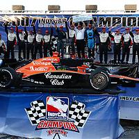 2007 INDYCAR RACING