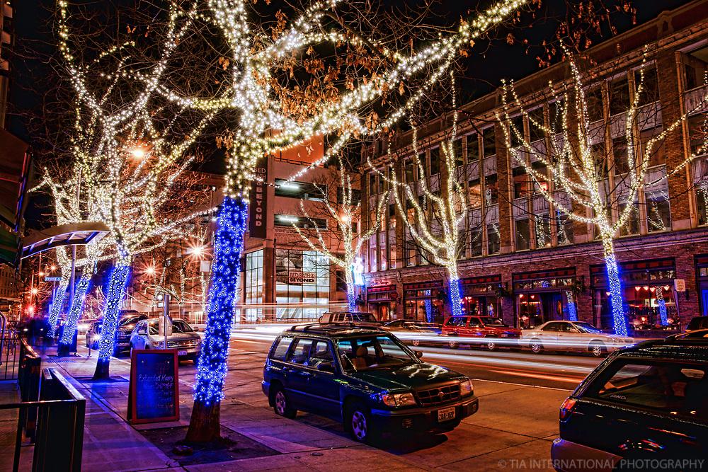 4th Avenue & Virginia Street, Downtown Seattle