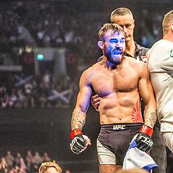 UFC Glasgow, 18th July 2015