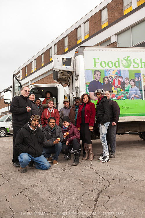 FoodShare's Sprucegrove Truck