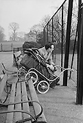 Baby's Outing, London, 1935
